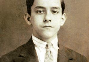 Vinicius criança