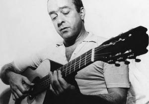 Vinicius ao violão