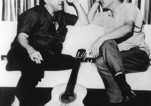 Vinicius, Tom e o violão
