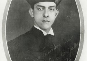 Formatura pela Faculdade de Direito do Catete, 1933